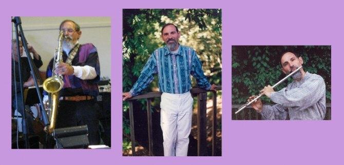 Schawkie Roth - Marin County Jazz Musician
