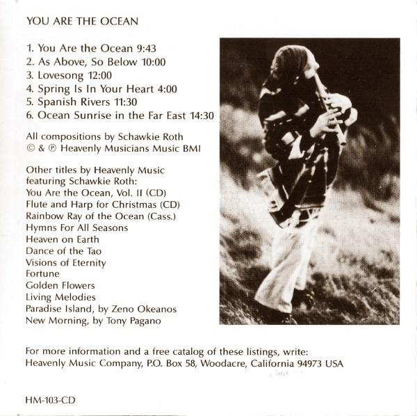 You Are the Ocean - Vol. 1Schawkie Roth & Deborah Henson-Conant ...